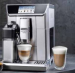 Plnoautomatický kávovar De'Longhi ECAM 650.75 Elite nabízí vynikající kávu