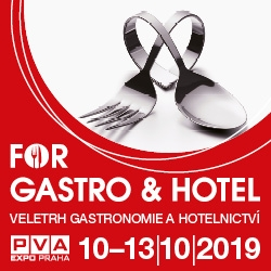 Veletrh For Gastro a Hotel 2019