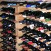 Skladování a servírování vína v restauraci